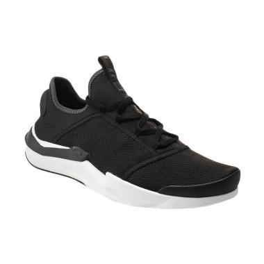 NIKE Men Running Shift One Sepatu Lari Pria - Black [AO1733-001]