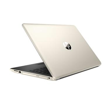 HP 14-bw000au Notebook - Gold [3PU51PA]