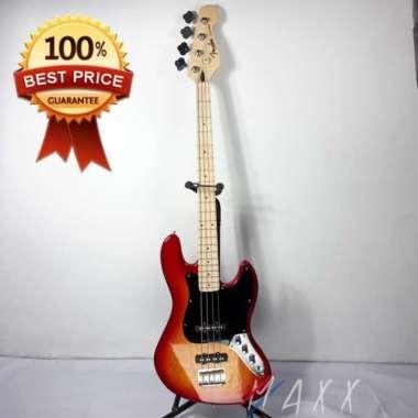 harga Dijual Bass Fender Seri Fender Jazz bass Chery Pickup Korea Berkualitas Blibli.com