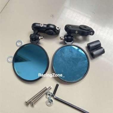 harga Spion Jalu Bulat Full CNC Universal Buat Motor Apa Aja Bisa Import Multicolor Blibli.com