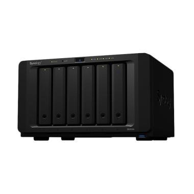 Synology DS1618+ DiskStation 6-Bay Server External Storage NAS [4GB]