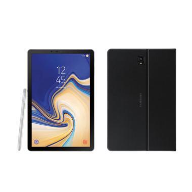 Permata Bundling - Samsung Galaxy Tab S4 SM-T835 Tablet with Samsung Cover Keyboard - Grey [4GB/64GB]
