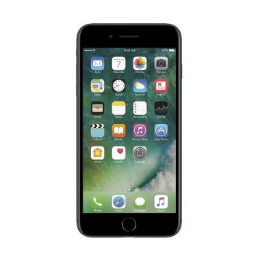 Apple iPhone 7 Plus 128 GB Smartphone - Black [Garansi Resmi]