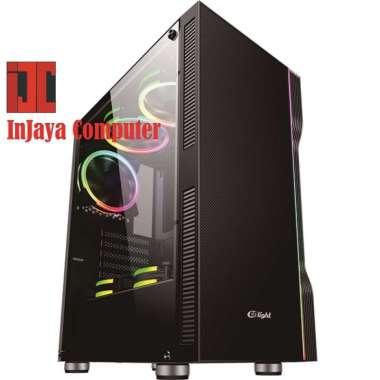 harga PC RAKITAN GAMING AMD RYZEN 5 3400G/16GB DDR4/Radeon Vega 11/HDD 1TB blacklcak Blibli.com