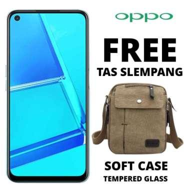 harga Oppo A53 4-64 GB Free Tas Slempang Blibli.com