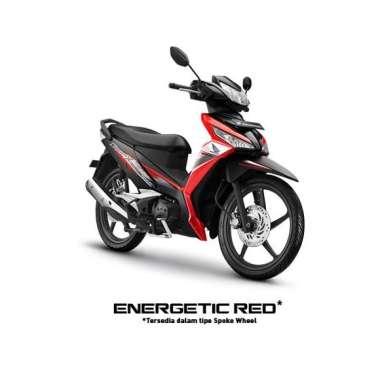 Bangka Belitung - Honda Supra X 125 FI Sepeda Motor [VIN 2020]