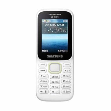 Samsung Guru Music Piton B310 Handphone - White