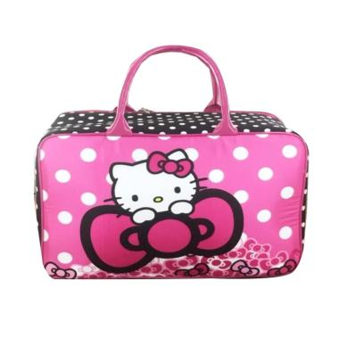 Bravery Kanvas Hello Kitty Ribbon Travel Bag