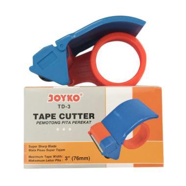 Joyko Tape Cutter Joyko 3 inch Dispenser Lakban