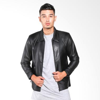 Kalong Jaket Kulit JKD 025 Mens Lamb Skin - Miami Jacket