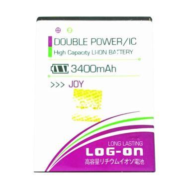 Log On Double Power Battery for Oppo Joy R1001 [3400 mAh]