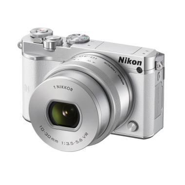 Nikon 1 J5 10-30mm VR KIT Putih