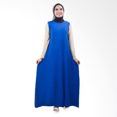 Yovis Short Sleeve Jersey Gamis - Royal Blue