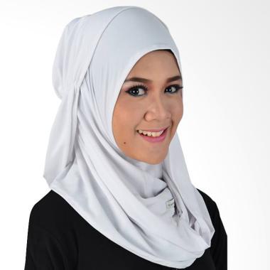 Atteenahijab Hana Stela Basic Kerudung - Putih