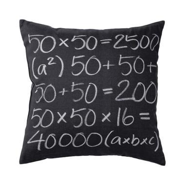 IKEA R FUFFLA Cushion Remaja Bantal Sofa -  Dark Grey [50x50 cm]