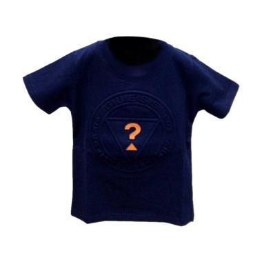 Import Kid Baju Atasan Bayi Laki laki - Biru Tua