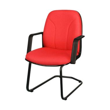 UNO Roma VAP-1 U-1 Office Chair - Merah [Khusus Jabodetabek]