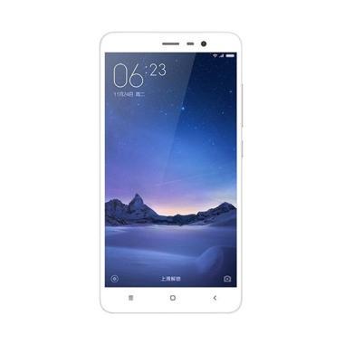 Xiaomi Redmi Note 3 Pro Smartphone - Silver [16GB/ 2GB]