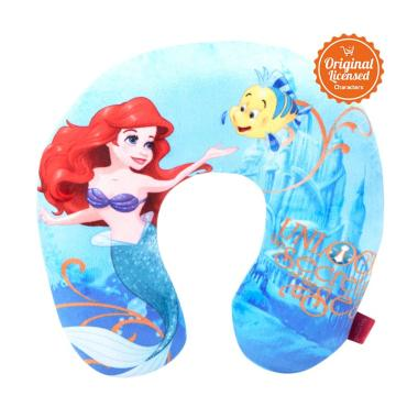 Disney Princess Neck Cushion Ariel Bantal Leher