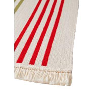 IKEA (R) - SIGNE Karpet Kain Anyaman 55x85 cm (100% Cotton) Multi