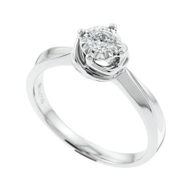 My Jewel Blossom Solitaire WR51902 Diamond Cincin
