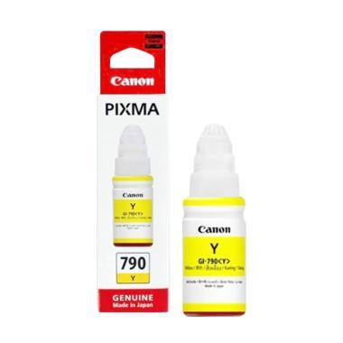 Canon GI-790 Original Tinta Printer for G1000 G2000 G3000 - Yellow