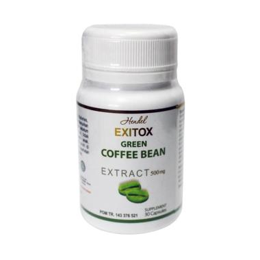 Distributor Resmi Green Coffee Bean ...  Original (PROMO 3 BOTOL)
