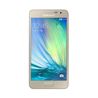 Samsung Galaxy A3 2016 Smartphone - Gold [16 GB/1.5 GB/4G LTE]