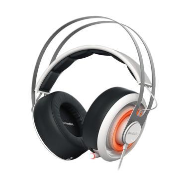 SteelSeries Siberia 350 Headset Gaming - White