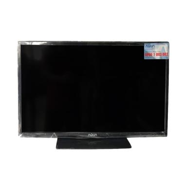 Aqua Japan 24AQT6550T Digital LED TV [USB Movie/ DVB-T2] [Kab.Bandung]