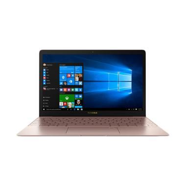 Jual Asus UX390UA-Ultrabook - Rose Gold [12/i7-7500U/16GB/Win10] Harga Rp 23699000. Beli Sekarang dan Dapatkan Diskonnya.