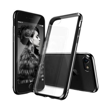 Rearth iPhone 7 / iPhone 8 Case Ringke Fusion - Ink Black