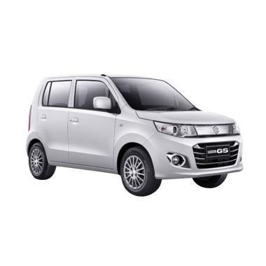 Suzuki Wagon R Airbag 1.0 GL AGS Mobil - Pearl White
