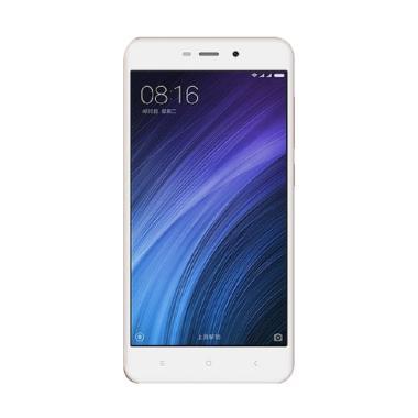 Xiaomi Redmi 4A Prime TAM Smartphone - Gold [32GB/ RAM 2GB]