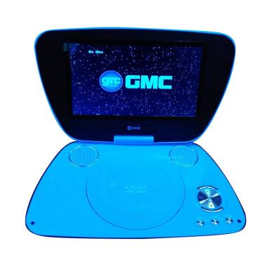 GMC DIVX-808Q Portable DVD Player with TV Tuner [7 Inch]