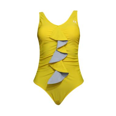 Lasona SW-3109-L4 Baju Renang Wanita - Kuning Gainsboro