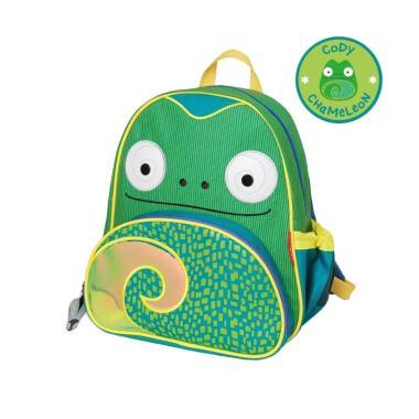 Skip Hop Zoo Pack Chameleon SH210228 Tas Sekolah Anak
