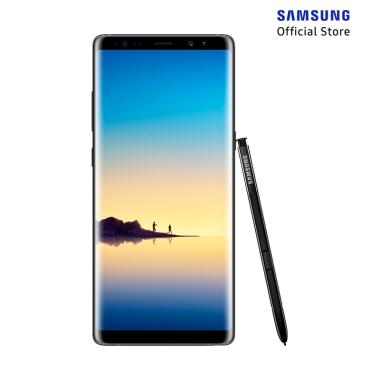 Samsung Galaxy Note 8 Smartphone - Midnight Black [64 GB/6 GB]