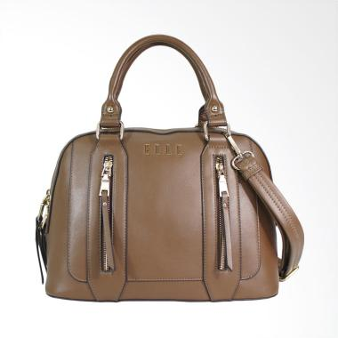 Elle 40842-45 Hand Bag - Brown