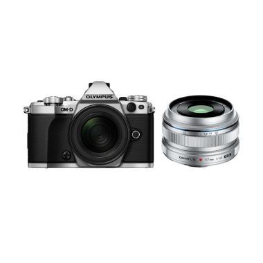 Olympus OMD EM5 MARK II Lens ED 12- ... amera Mirrorless  - Siver