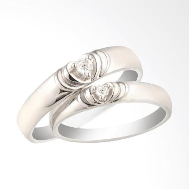 Posh Jewellery GY0080 Wedding Ring