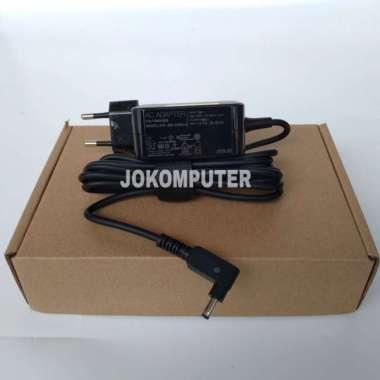 harga Adaptor Charger Original Laptop Asus X441B X441S X441SC 19V-2.37A hitam Blibli.com
