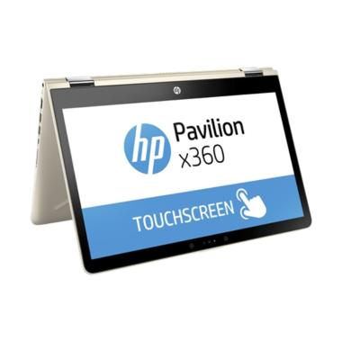 HP Pavilion x360 14-ba162tx Laptop - Gold