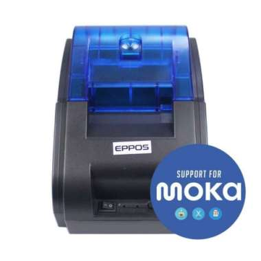 harga GOJEK FREEONG Printer Bluetooth Kasir - PPOB POS Thermal 58mm EPPOS RPP02 Android Blibli.com