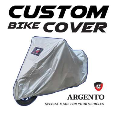 harga Vespa Sprint Cover Sarung Tutup Motor Argento Silver Blibli.com