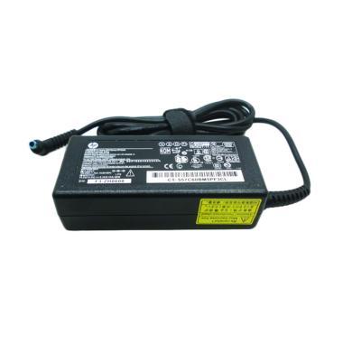 harga HP Adaptor Charger for Envy or Paviloin 14 & 15 Series [19.5V/ 3.3A/ Pin Blue] Hitam Blibli.com