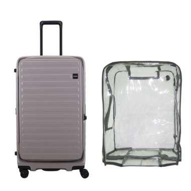 Lojel Cubo Fit Koper Hardcase [Large/ 30 inch/ Bundling] + Luggage Cover