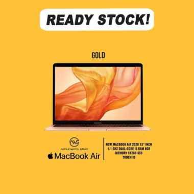 Apple MacBook Air 2020 512GB laptop