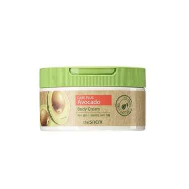 harga The Saem Care Plus Avocado Body Cream 300ML Blibli.com