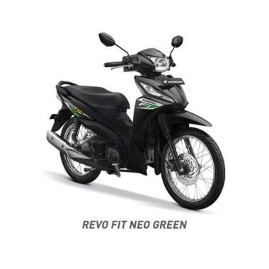 Bangka Belitung - Honda Revo FIT Sepeda Motor [VIN 2020]